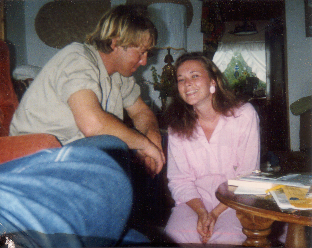Captain and Andrea Brand 1989