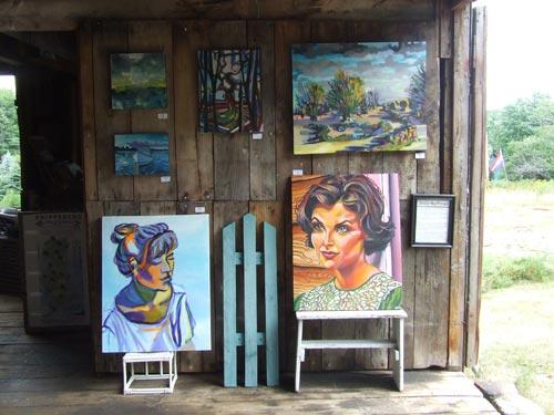 Olivia Hoffman Art